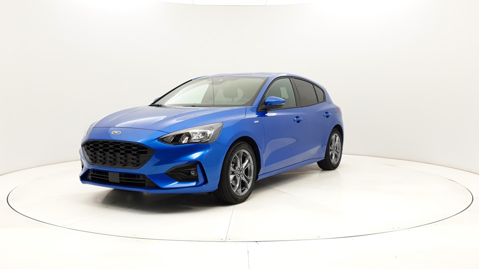 photo Ford Focus ST-LINE 1.0 EcoBoost mHEV 155ch