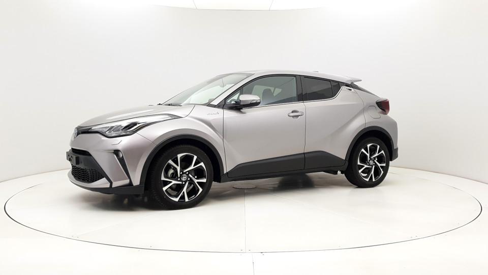 photo Toyota C-HR EDITION 1.8 Hybrid 122ch