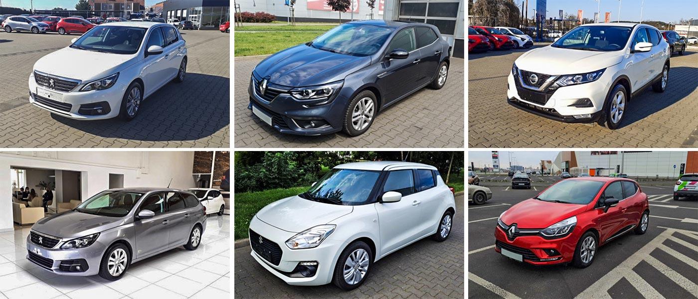 EDP Occasions : retrouvez des dizaines de véhicules encore sous garantie