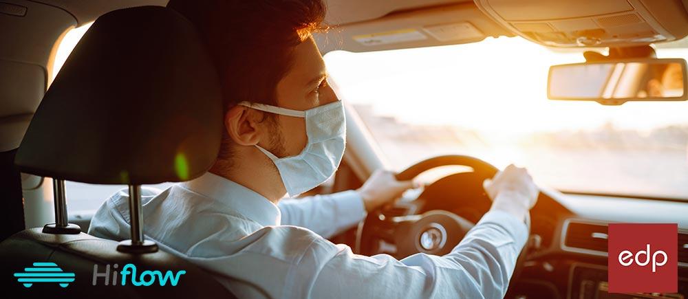 Livrez vos véhicules à domicile avec EDP AUTO et Hiflow
