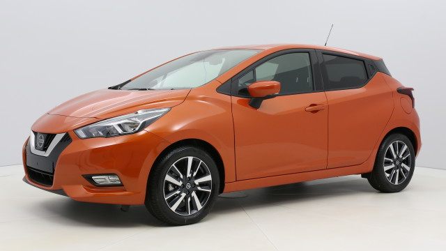 photo Nissan Micra N-CONNECTA 1.0 IG-T 100ch