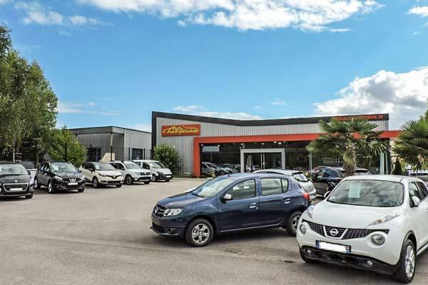 Auto Champenoise - votre spécialiste de la vente de véhicules neufs d'import et d'occasions récentes